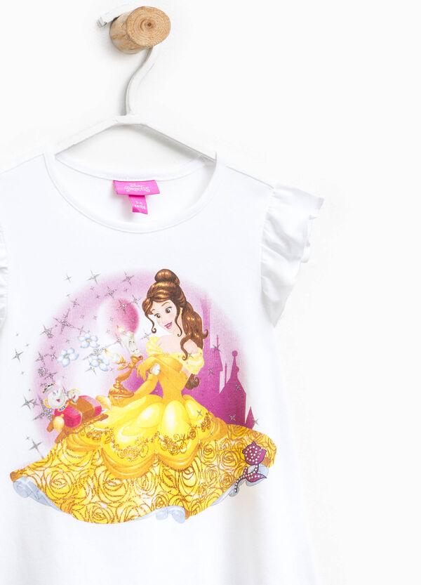 Beauty and the Beast print T-shirt | OVS