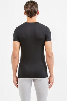 T-shirt intima OVS Under Tech, Nero, hi-res