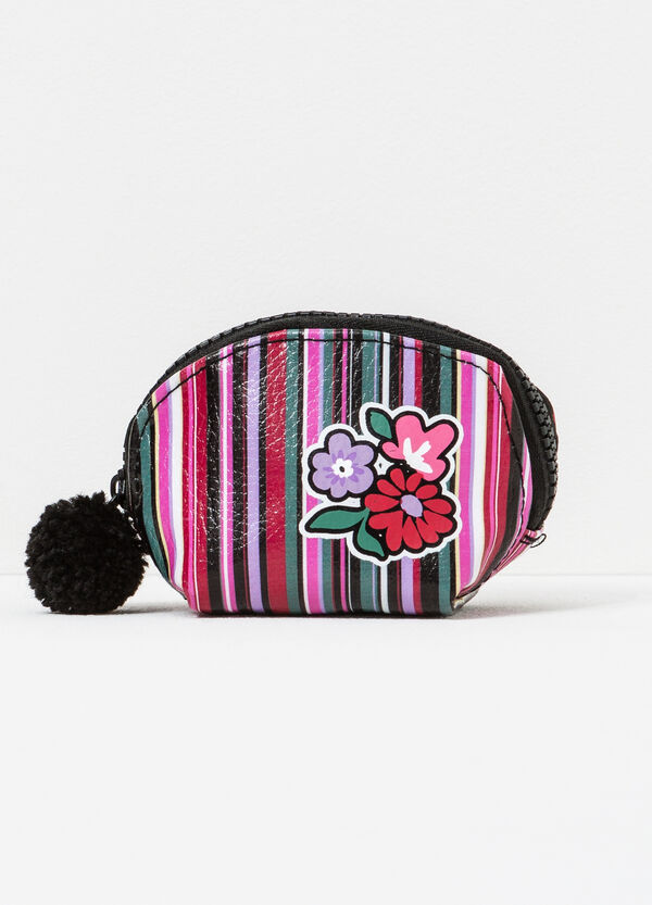 Coin purse with pompom | OVS