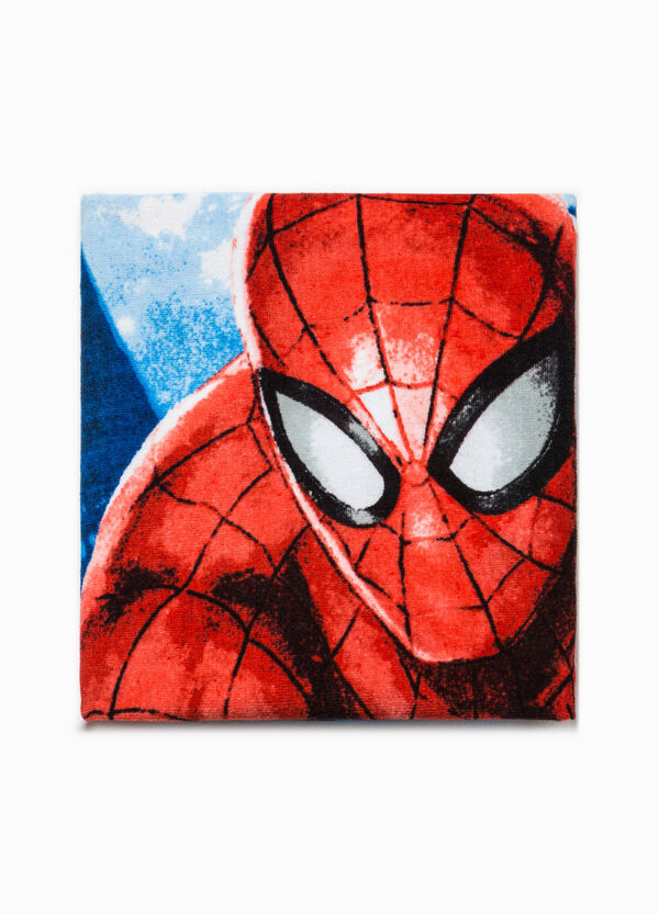 Beach towel with Spiderman print | OVS