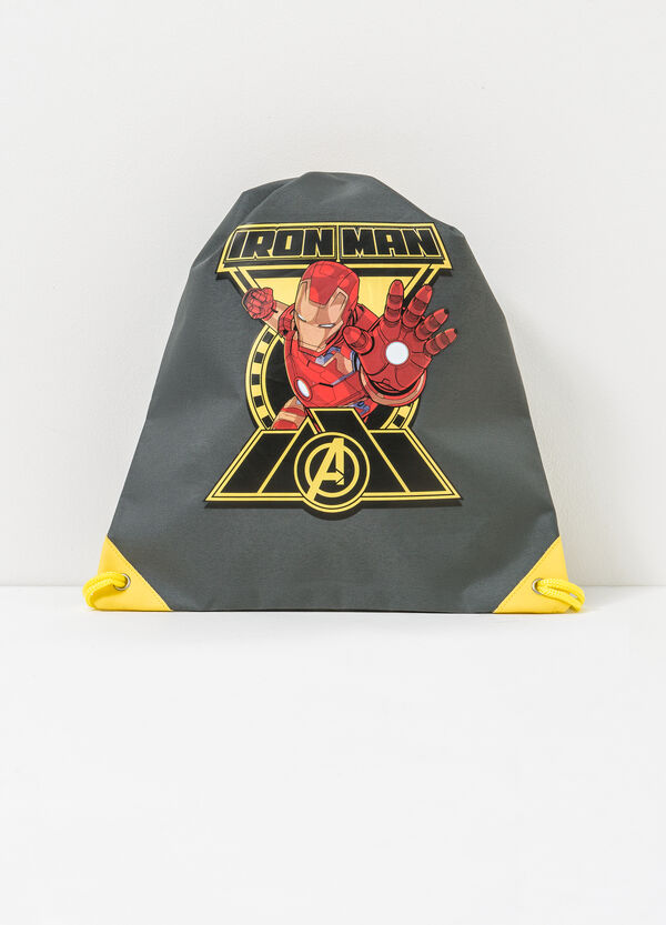 Iron man print bag | OVS