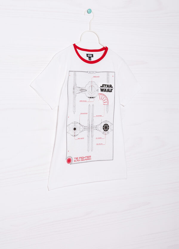 T-shirt cotone stampa Star Wars | OVS