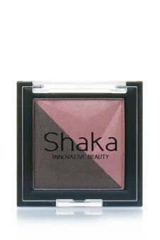 Two-tone eyeshadow., Pink, hi-res
