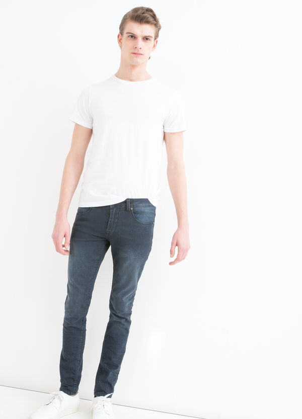 Jeans skinny fit stretch delavé | OVS
