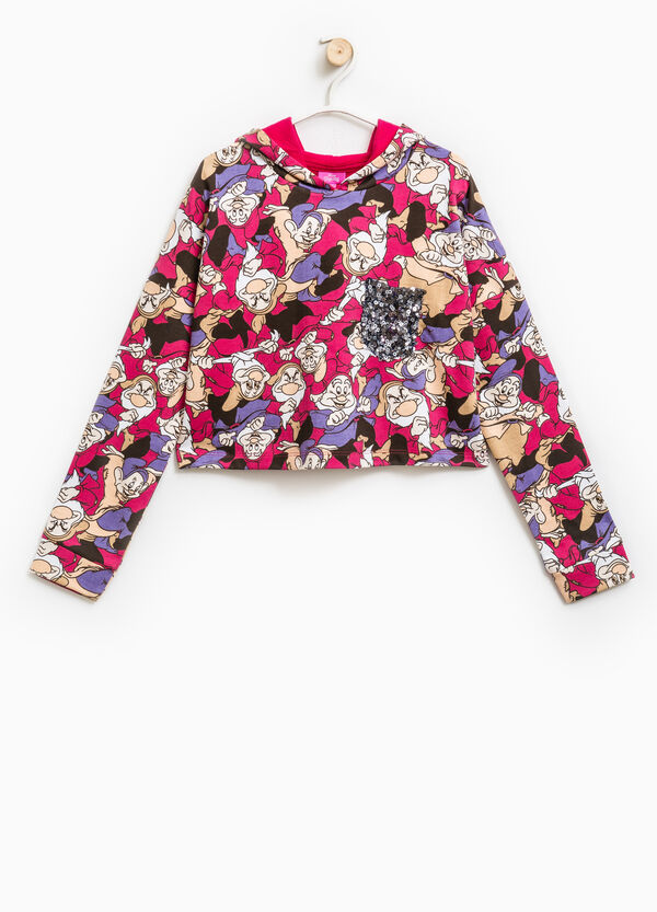 Snow White and the Seven Dwarves sweatshirt | OVS