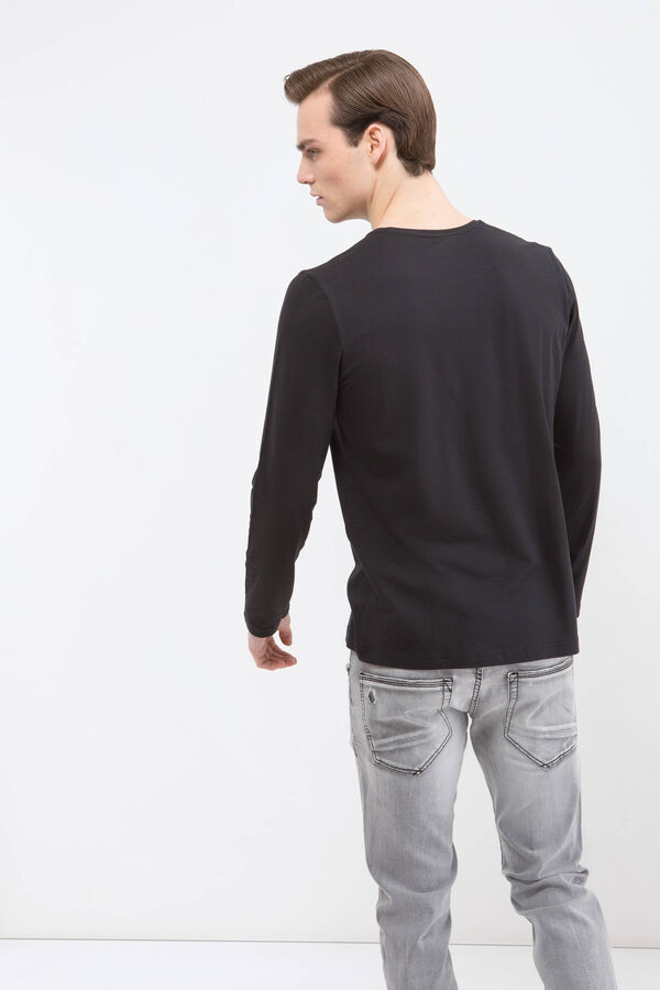 T-shirt cotone stretch | OVS