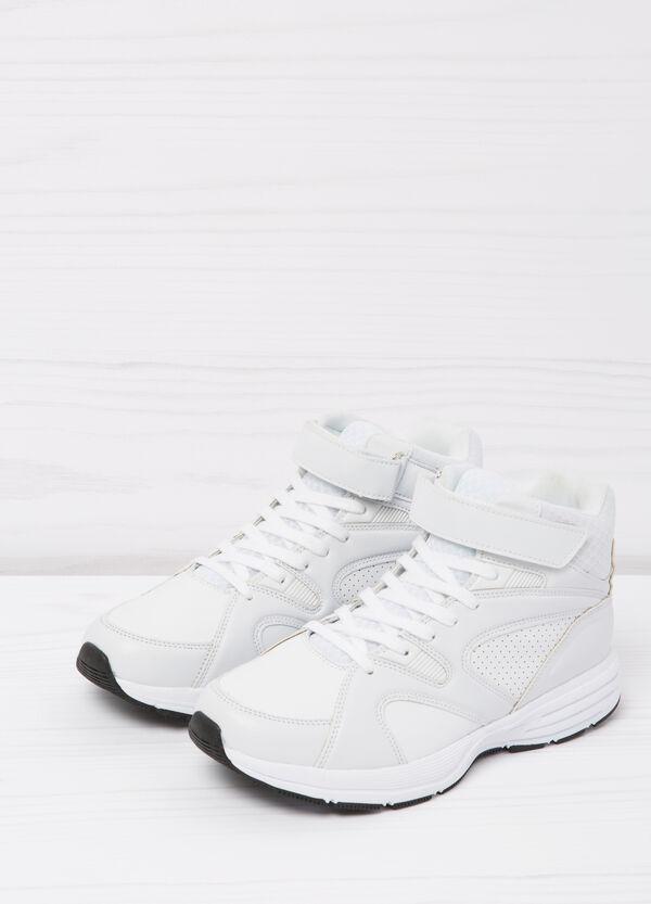 Sneakers alte tinta unita | OVS
