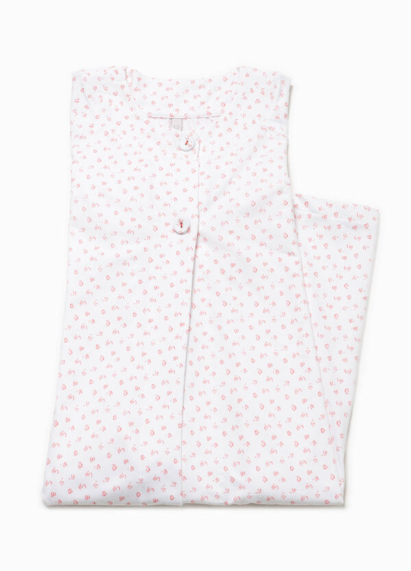Printed cotton nightshirt | OVS