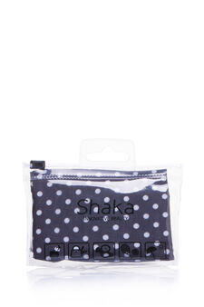 Waterproof carry-all bag, White/Black, hi-res