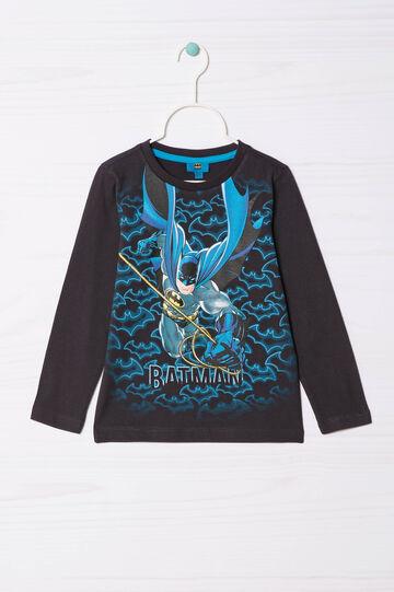 T-shirt cotone stampa Batman