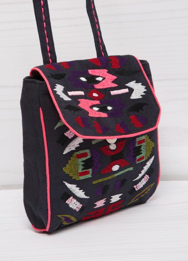 Patterned shoulder bag | OVS