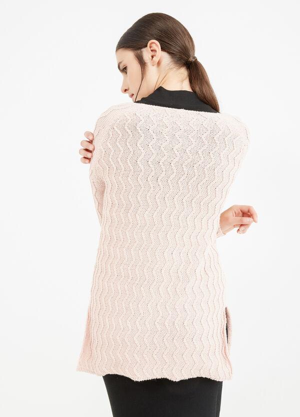 Cotton striped weave pullover   OVS