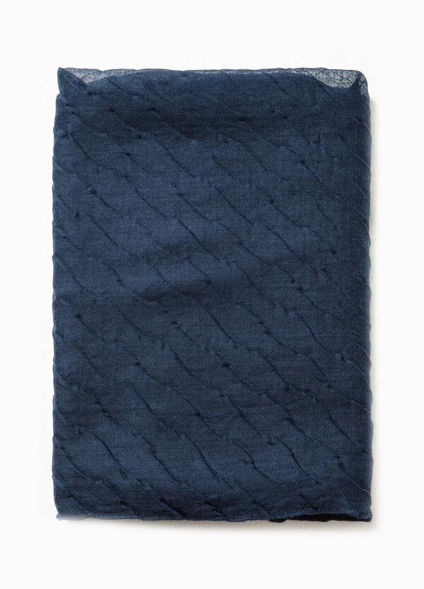 Wavy-effect scarf | OVS