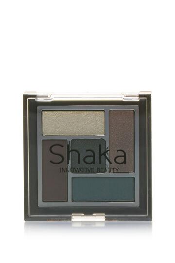 Palette ombretti composta da cinque colori dai finish diversi: mat, satin, pearly e metal. Crea il tuo look mixando effetti diversi., Ivory White, hi-res