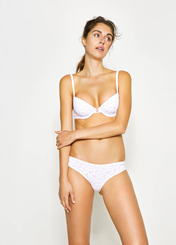 Two-pack bras with underwire   OVS