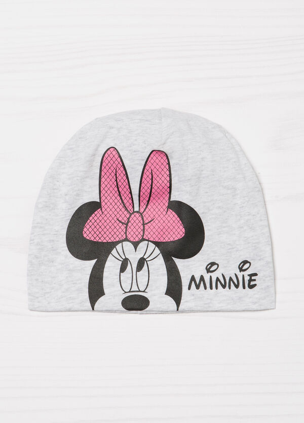 Cappello a cuffia cotone Minnie | OVS