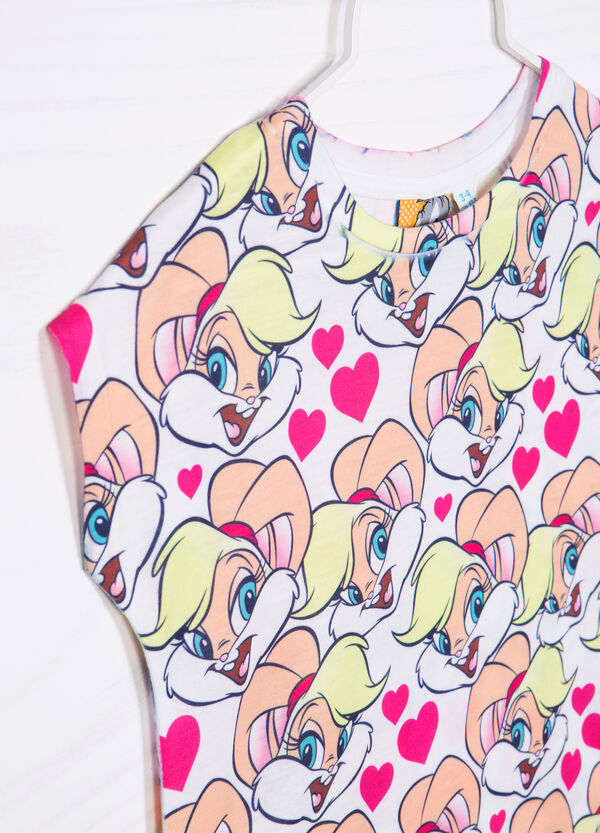 T-shirt smanicata stampa Lola Bunny | OVS