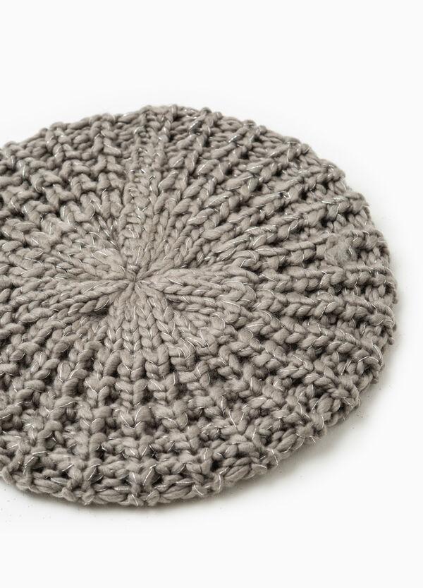 Chunky knit beret | OVS