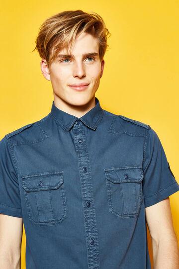 G&H cotton twill casual shirt