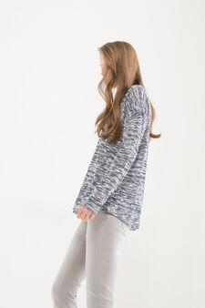 Jeans stretch effetto delavé, Grigio chiaro, hi-res