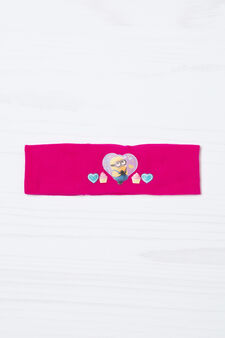 Minions stretch hair band., Pink, hi-res