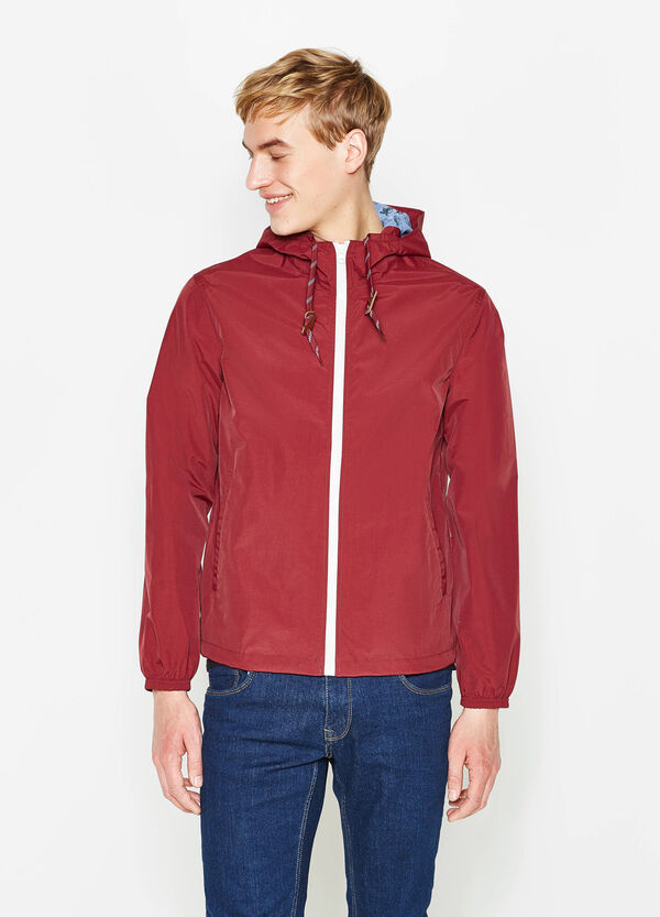 Jacket with hood | OVS