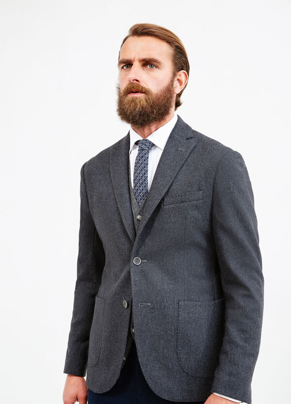 Elegant Rumford jacket in wool blend | OVS