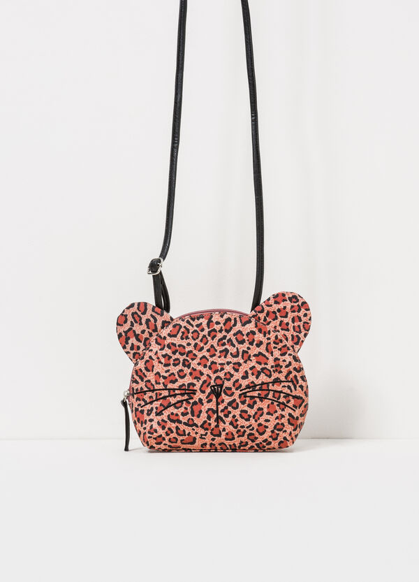 Animal patterned shoulder bag | OVS