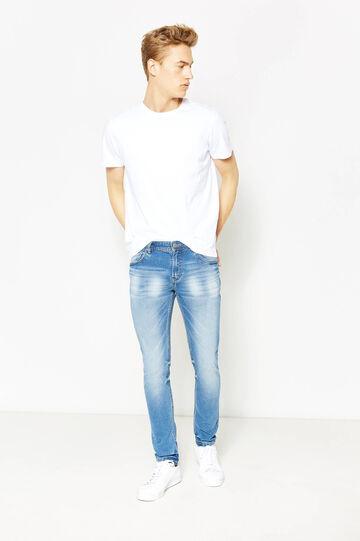 Super-skinny-fit stretch jeans