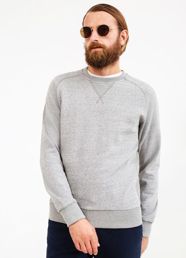 Rumford crew-neck sweatshirt with raglan sleeves | OVS