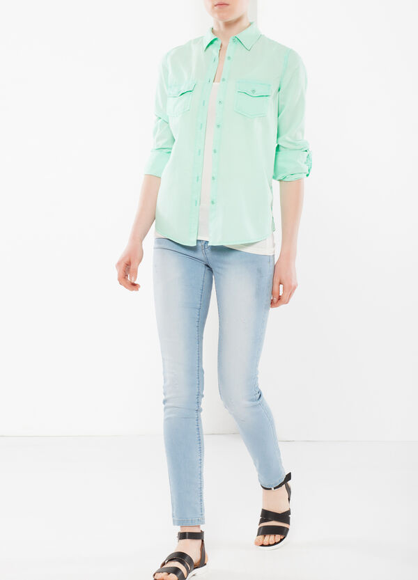 Lady shirt with pockets | OVS