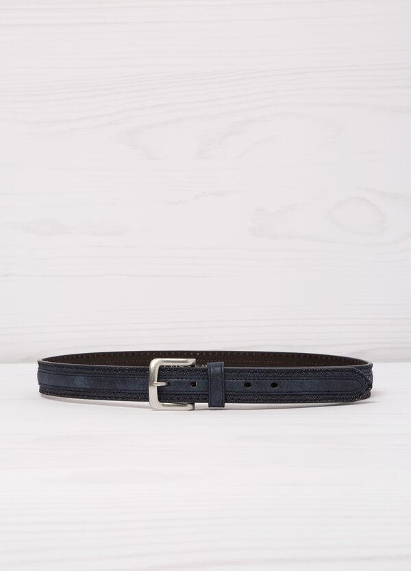 Cintura inserto centrale similpelle | OVS
