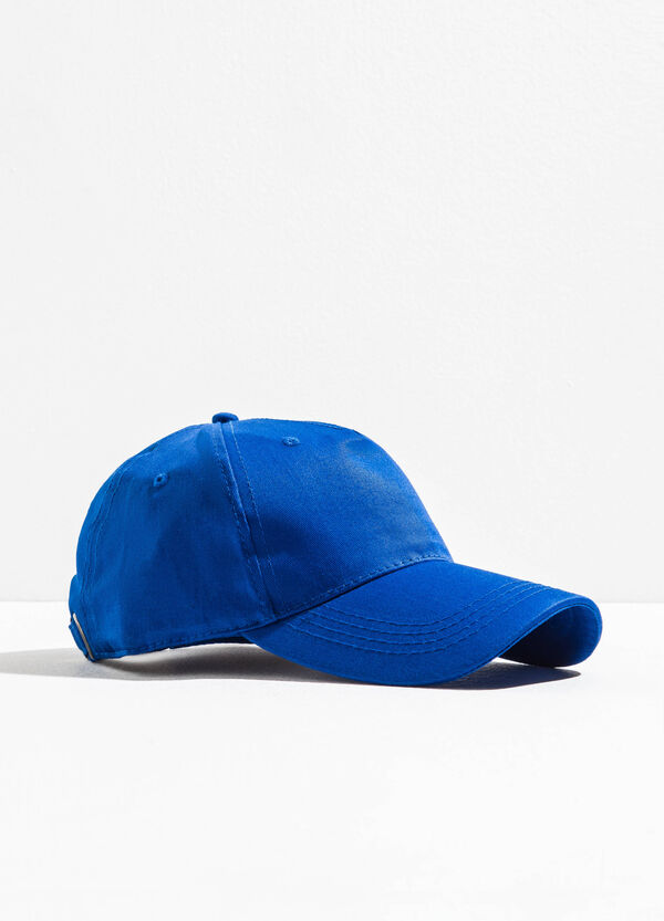 Solid colour baseball cap | OVS