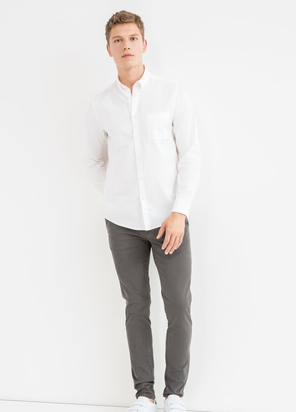 Camicia casual slim fit button down | OVS