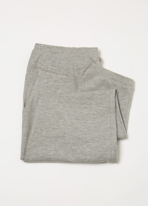 Pyjama trousers with pockets | OVS