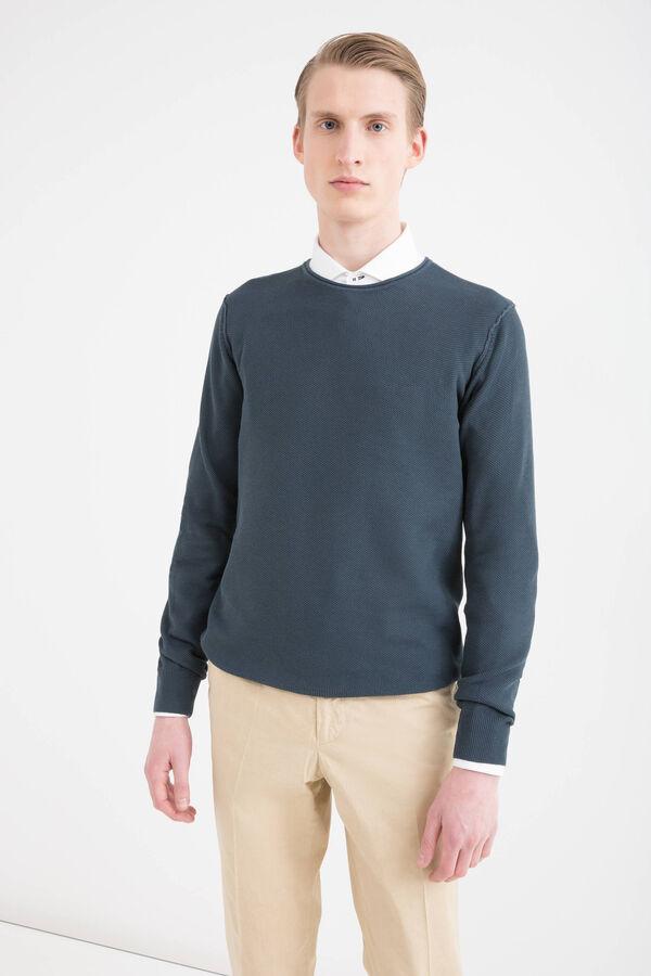 Rumford 100% cotton pullover | OVS
