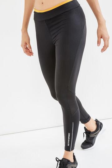 Pantaloni OVS Active Sport Training, Nero, hi-res