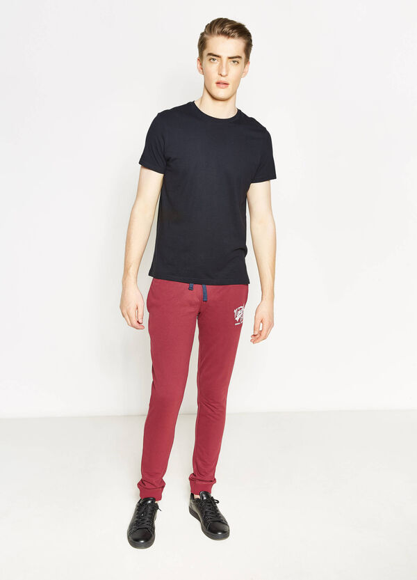 G&H joggers with ribbing | OVS