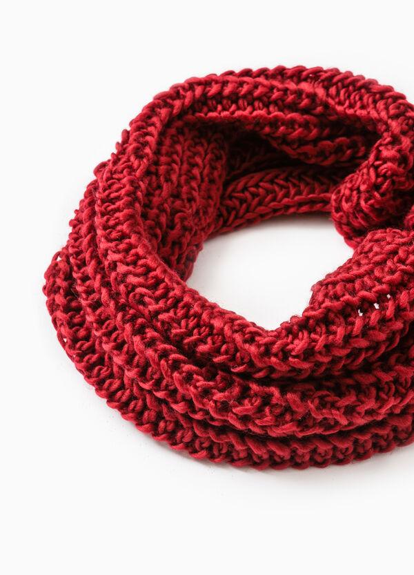 Wide knit neck warmer | OVS