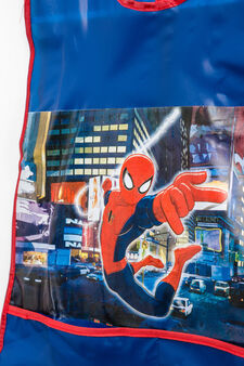 Spiderman apron for painting, Blue, hi-res