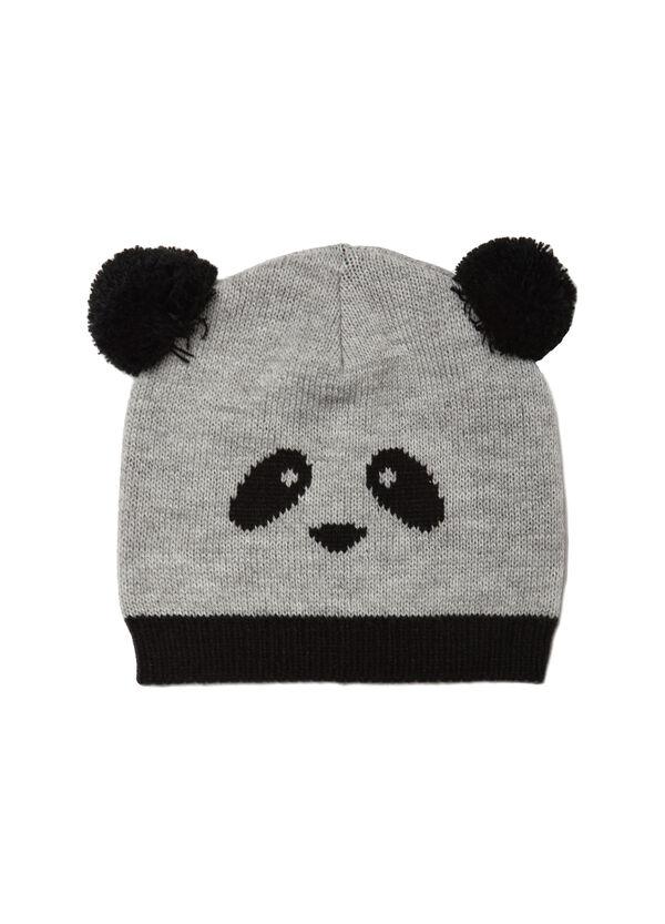 Panda beanie cap | OVS
