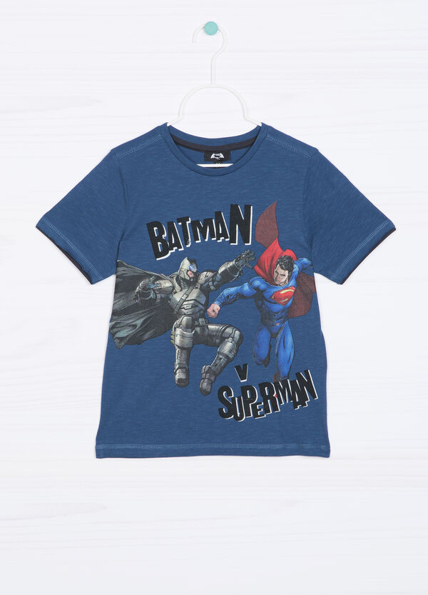 100 cotton T-shirt with Batman print | OVS