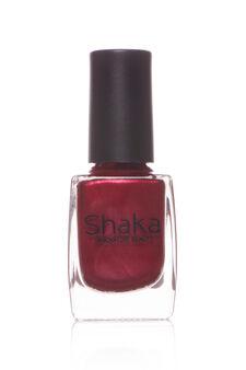 Velvet matt nail polish, Red, hi-res