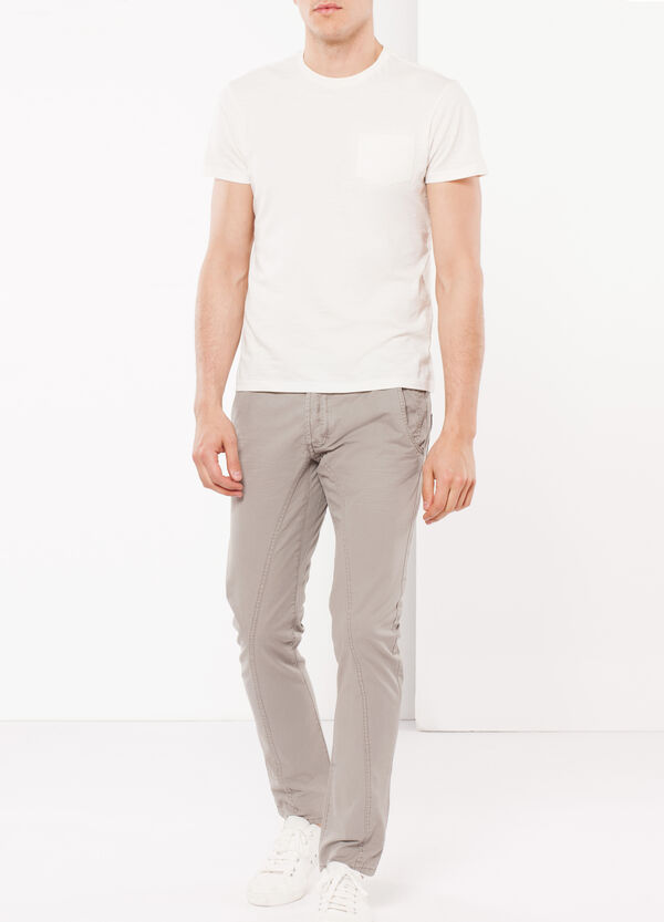 Pantaloni slim fit | OVS