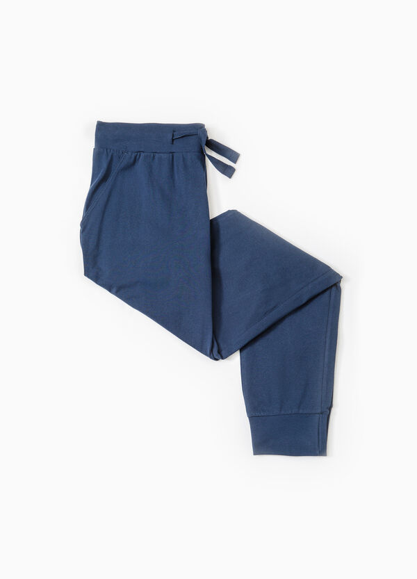 Cotton pyjama trousers | OVS