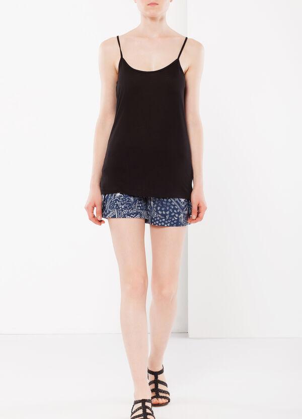 Shorts cargo con zip | OVS