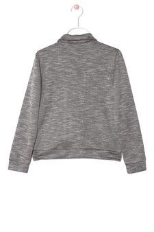 Sequinned hoodie, White/Black, hi-res