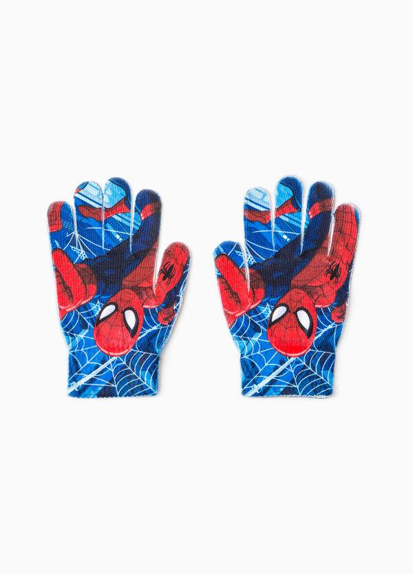 Guanti stretch stampa Spiderman   OVS