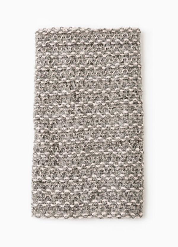 Patterned knit neck warmer | OVS