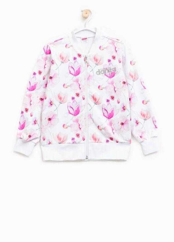 Dimensione Danza sweatshirt with floral print | OVS